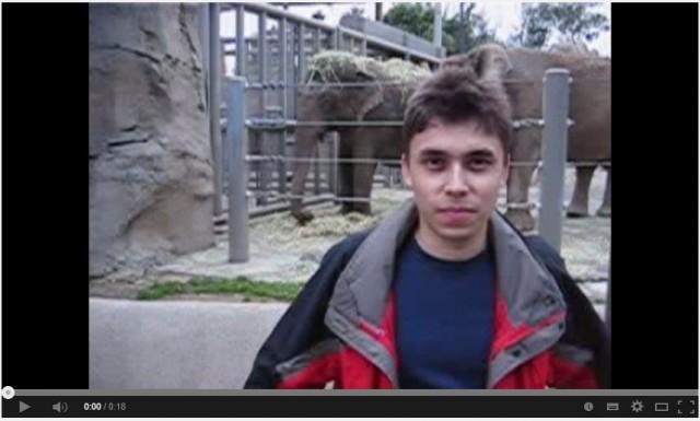 Aké bolo prvé video na YouTube?