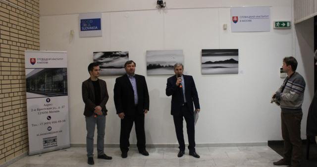 Úspech nášho fotografa: vystavuje v Moskve