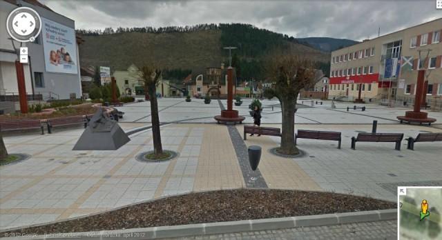 Google Street View – poprechádzajte sa po svojom meste!